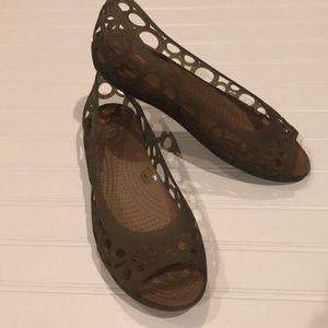 CROCS women's shoes, Sz 11